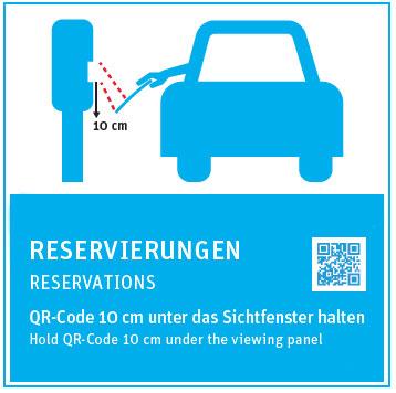 QR-Code Handling
